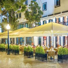Bahama Schirme Gastro & Privat